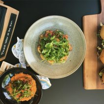 Tapas plates available at one of the best bars in perth