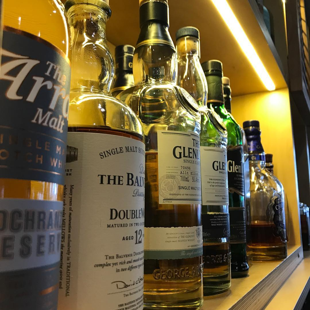 Need a whiskey after work at gramercy ?we have heaps